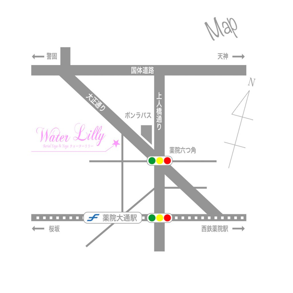 water-lilly-map